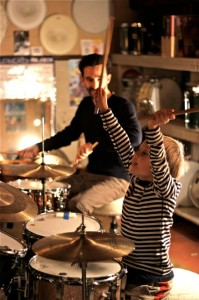 Sam Esecson drum lessons 2