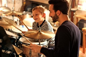 Sam Esecson drum lessons 1